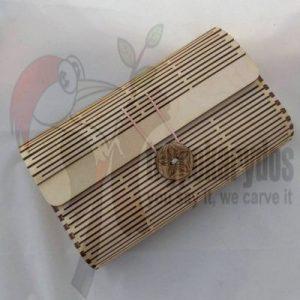 Ξύλινο Τσαντάκι Εξόδου (κωδ. 00016)