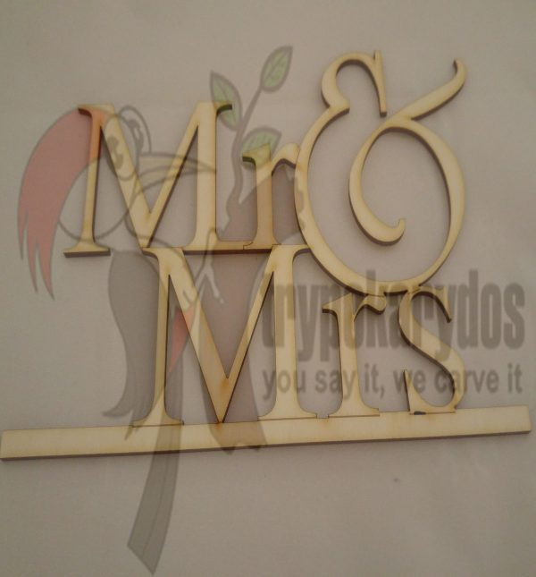 Mr&Mrs Topper (κωδ. 00118)