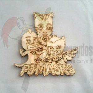 PJ Masks (Κωδ. 00342)