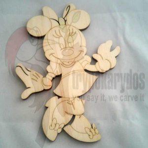 Minnie Mouse (Κωδ. 00344)