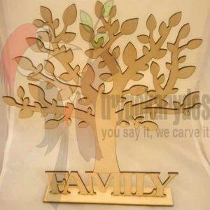 Δέντρο FAMILY με βάση (Κωδ. 00463)