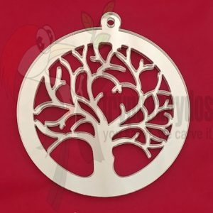 Στολίδι δέντρο ζωής plexiglass (Κωδ. 00755)