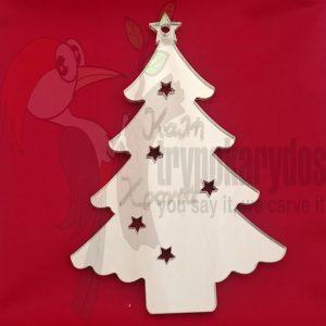 Χριστουγεννιάτικο δέντρο plexiglass (Κωδ. 00759)