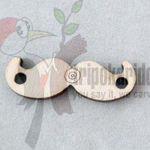 Μουστάκι Μάρτης Με Ματάκι (Κωδ. 00806)