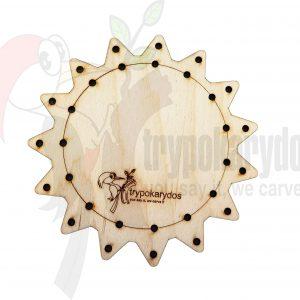 Ήλιος Ραπτικής μέθοδος Montessori (Μοντεσσόρι) (Κωδ. 00845)
