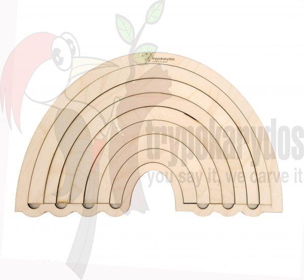Ουράνιο-τόξο-μέθοδος-Montessori